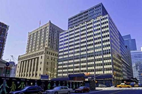100 Church Street New York office space available now - zip 10007
