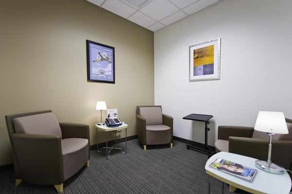 The Plaza St Charles office space available now - zip 60174