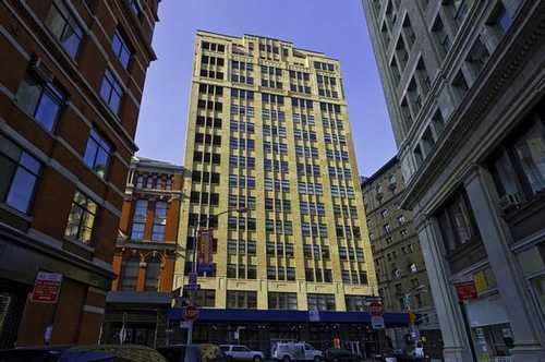 Tribeca New York office space available now - zip 10013