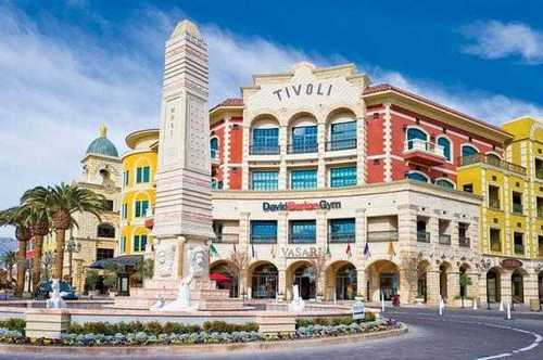Tivoli Village Las Vegas office space available now - zip 89145