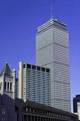 Prudential Tower Boston office space available now - zip 02199