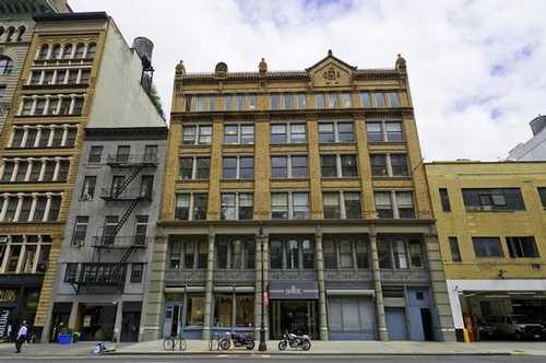 411 Lafayette New York office space available now - zip 10003