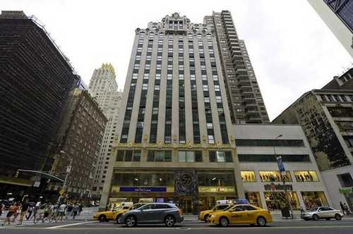 57 West 57th Street New York office space available now - zip 10019