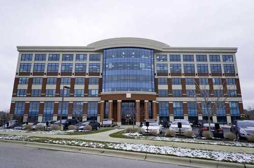 Ormsby III Forest Green Louisville office space available - zip 40223