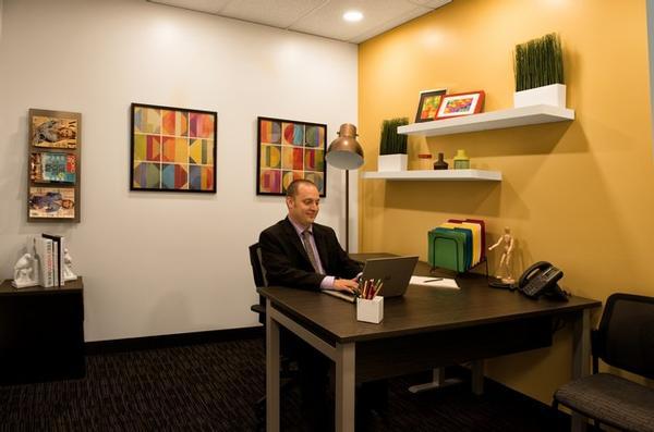 Two Park Square Center Albuquerque office space - zip 87110