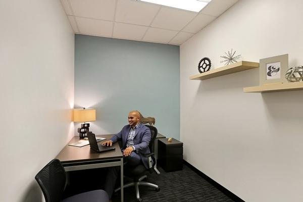 Two Logan Philadelphia office space available now - zip 19103