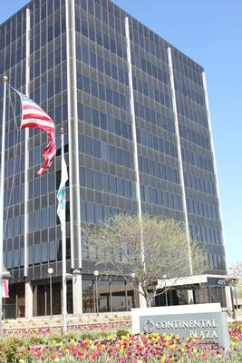 Continental Plaza Hackensack office space available now - zip 07601