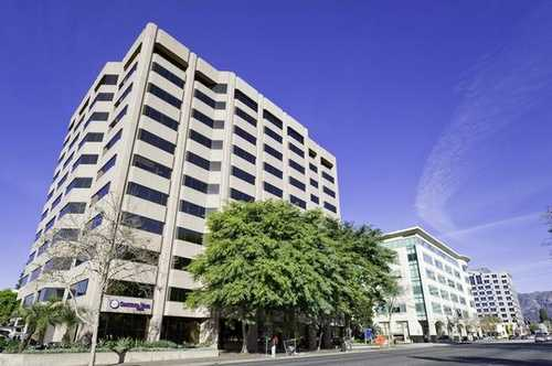 Century Square Pasadena office space available now - zip 91101