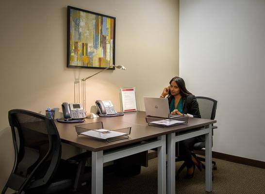Two Post Oak Central Houston office space available now - zip 77056