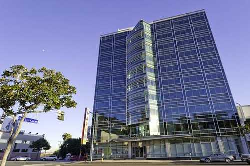 Sunset Boulevard W. Hollywood office space available - zip 90069