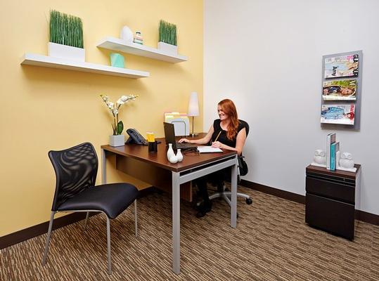 Biltmore Park Town Square Asheville office space - zip 28803