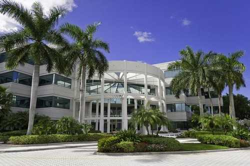 Huntington Square III Miramar office space available now - zip 33027