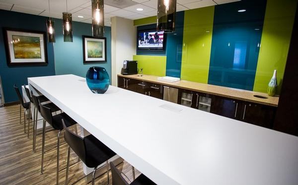 Third Ward Milwaukee office space available now - zip 53202