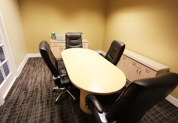 River Park Center Portland office space available now - zip 97202