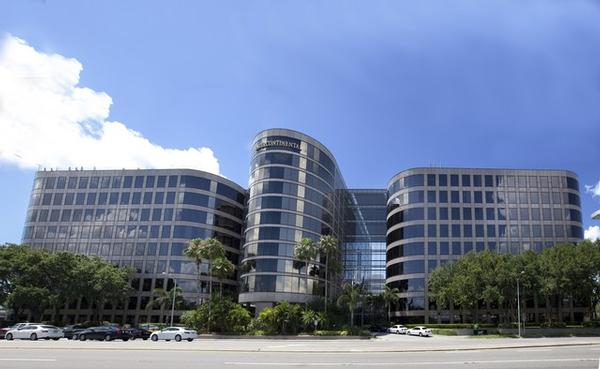 One Urban Center at Westshore Tampa office space - zip 33609