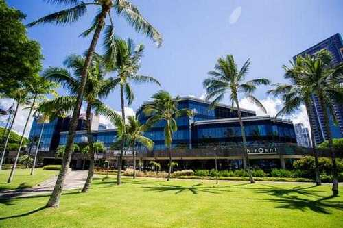 Waterfront Honolulu office space available now - zip 96813