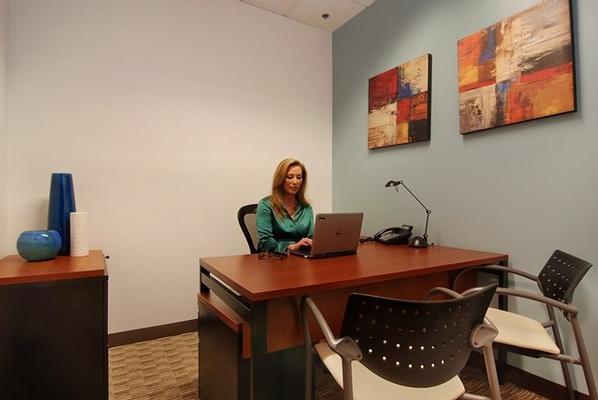 Park Ten Place Houston office space available now - zip 77084