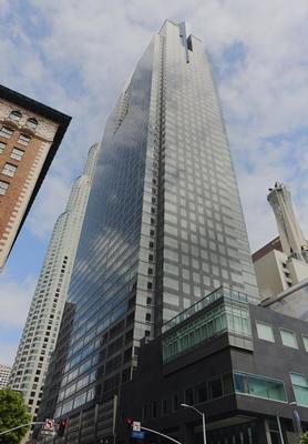 Gas Company Tower Los Angeles office space available - zip 90013