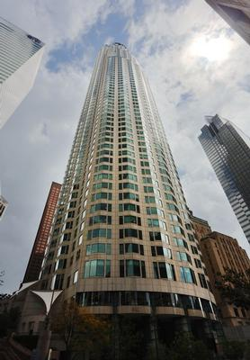 US Bank Tower Los Angeles office space available now - zip 90071