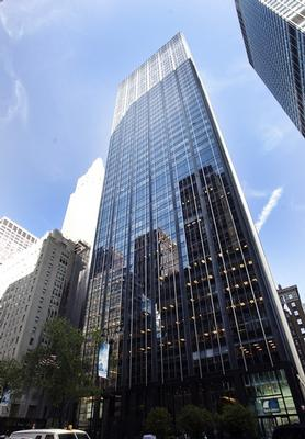 299 Park Avenue New York office space available now - zip 10171