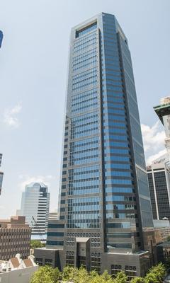 Bank of America Tower Jacksonville office space available - zip 32202