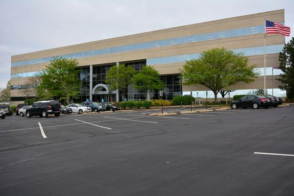 Sunset Hills St. Louis office space available now - zip 63127