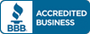 BBB A+ Accredited