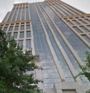 999 Peachtree Atlanta Office space