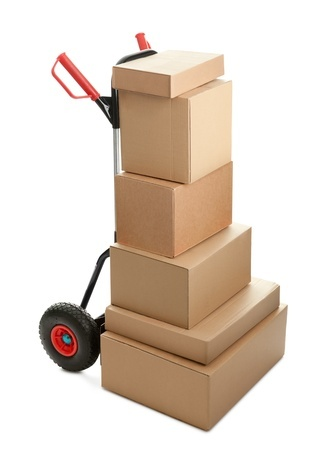 office relocation hand truck