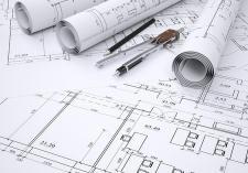 Designing office space Floor Plan