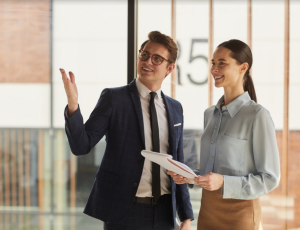 5 Tips For When Negotiating an office space rental