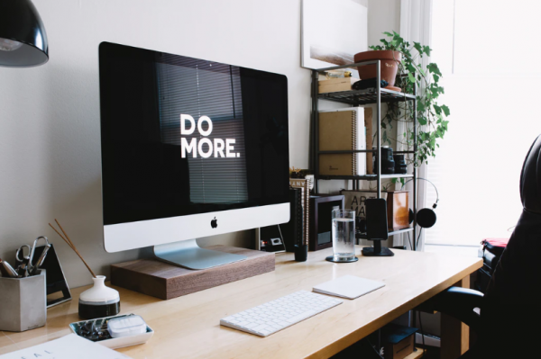 Do More - Organize Your Workspace